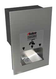 Aluline Triwash Automatic Hand Washer Dryer